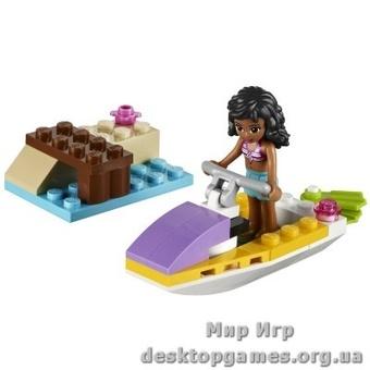 Lego   Водный мотоцикл Эммы Friends 41000