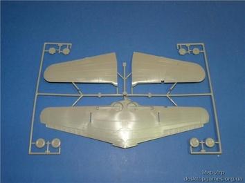 HA08053 KI-43-II HAYABUSA (OSCAR) - фото 2