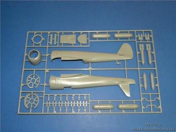 HA08053 KI-43-II HAYABUSA (OSCAR) - фото 3