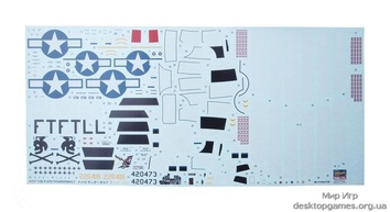 HA08077 P-47D THUNDERBOLT - фото 6