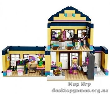 Lego Школа Хартлейк Friends 41005