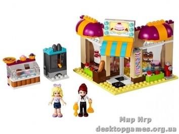Lego Городская пекарня Friends 41006