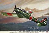HA08175 Nakajima Ki-43-II Hayabusa OSCAR (Early Version)