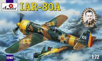 ИАР-80А Румынский истребитель
