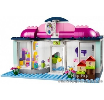 Lego Спа-салон для питомцев Friends 41007