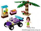 Lego Пляжный багги Оливии Friends 41010