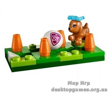 Lego Футбольная тренировка Стефани Friends 41011