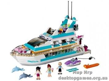 Lego Путешествие с дельфинами Friends 41015