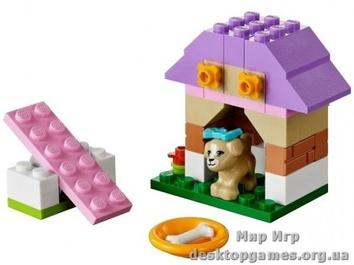 Lego Будка Щенка Friends 41025