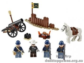 "Lego ""Укрепление кавалеристов"" The Lone Ranger"