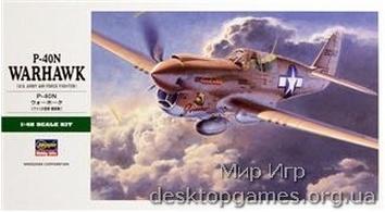 HA09088 P-40N Warhawk