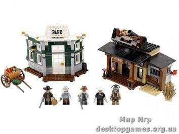 "Lego ""Поединок в Колби Сити"" The Lone Ranger"