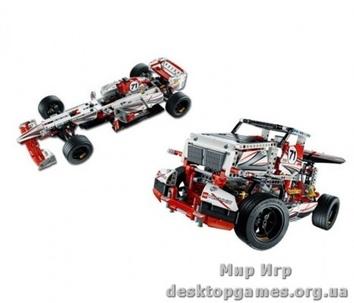 Lego Гоночный автомобиль Гран-при Technic 42000