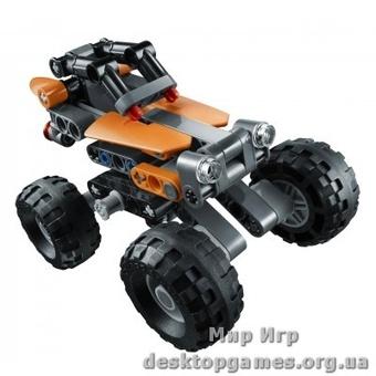LEGO Мини внедорожник Technic 42001