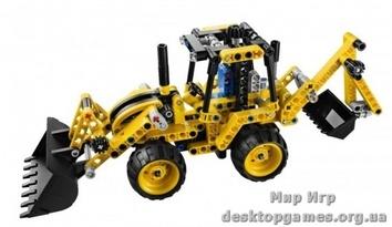 LEGO Мини екскаватор-погрузчик Technic 42004