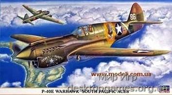 HA09702 P-40E Warhawk SOUTH PACIFIC ACES