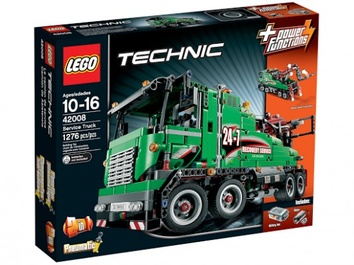 Lego Машина техобслуживания Technic 42008