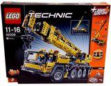 Lego Передвижной кран MK II Technic 42009