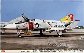 HA09709 F-4J Phantom II Colourful Marine Corps