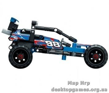 LEGO Внедорожный гоночный автомобиль Technic 42010