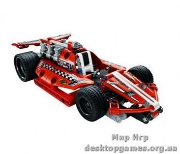 LEGO Гоночный автомобиль Technic 42011