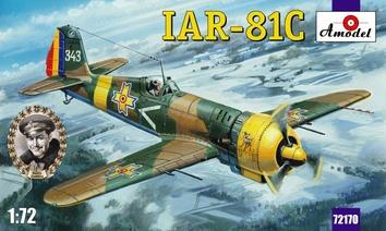 ИАР-81C Румынский истребитель