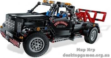 Lego Тягач Technic 9395
