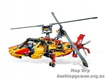 Lego Вертолёт Technic 9396