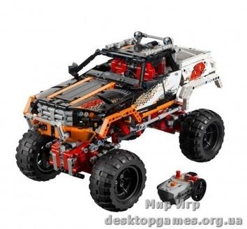 Lego Краулер 4х4 Technic 9398