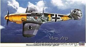 HA09774 Messerchmitt Bf109F/G GRAF