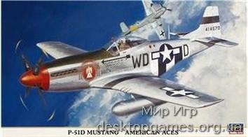 HA09779 P-51D Mustang AMERICAN ACES