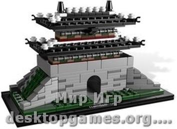 Lego Суннемун Architecture 21016
