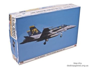 HA09799  F/A-18C Hornet VFA-192 Golden Dragons 2007