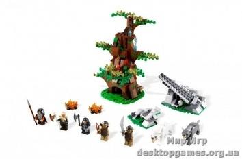 Lego « Атака варгов» The Hobbit 79002