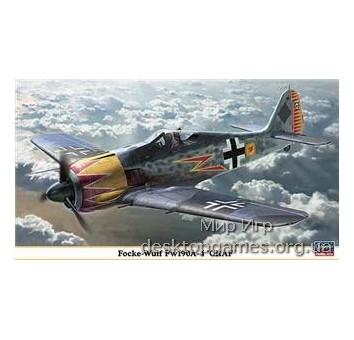 HA09818 FOCKE-WULF Fw190A-4 GRAF