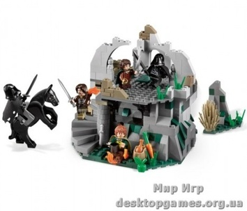 Lego  Нападение на Везертоп the Lord of the Rings 9472
