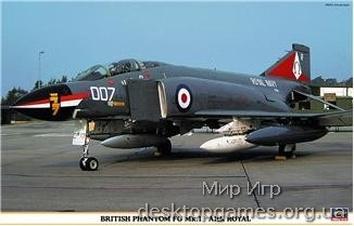 British Phantom FG Mk.1 «Ark Royal»