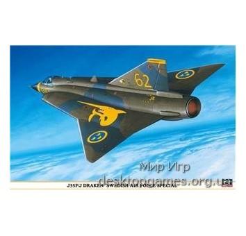 HA09837 J35F/J «SWEDISH AIR FORCE