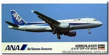 HA10732 ANA AIRBUS A320