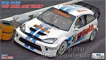HA20240 Ford Focus 2007 Monza Rally Winner