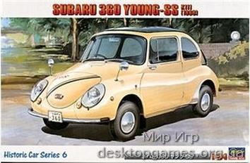 HA21206 SUBARU 360 YOUNG-SS K111 1968