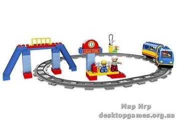 Lego «Набор Поезд» Duplo 5608