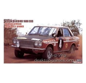 HA21266 NISSAN BLUEBIRD 1600 SSS 1970 EAST AFRICAN SAFARI RALLY