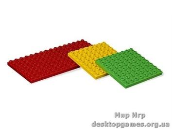 LEGO® Строительные пластины DUPLO® 4632