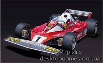 "Ferrari 312T2 ""1976 Monaco Gp Winner"""