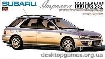 HA24015 SUBARU IMPREZA SPORTS WAGON WRX