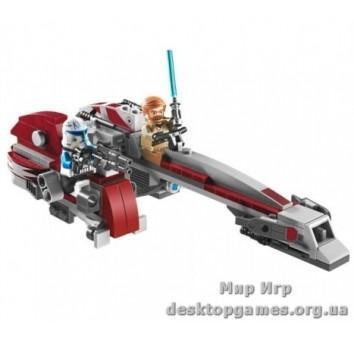 Lego Спидер BARC с боковым сиденьем  Star Wars 75012