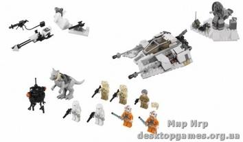 """Lego """"Битва на планете Хот"""" Star Wars"""