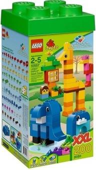 Lego Весёлые Животные Duplo