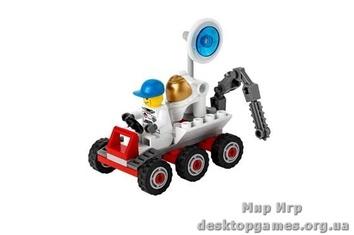 Lego «Космический лунный багги» City 3365